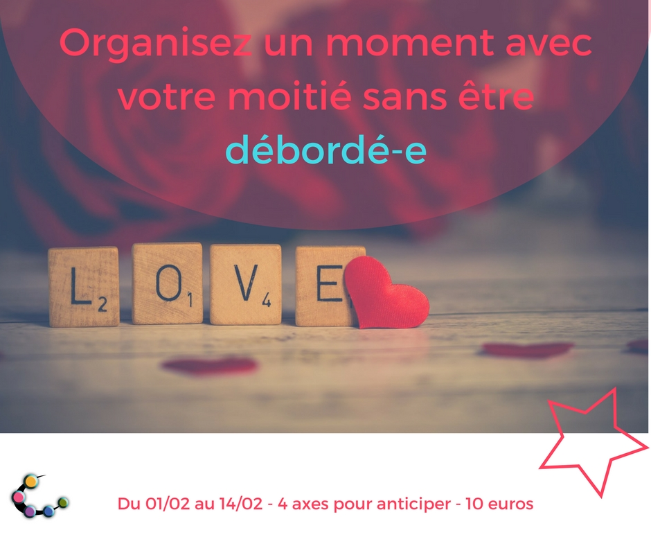 anticiper organiser saint-valentin